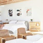 fall in love with this chic minimal malibu beach house in