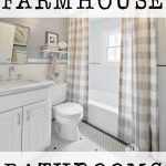 farmhouse bathrooms house of hargrove