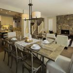 farmhouse chic decor rustic dining room vintage country fresh