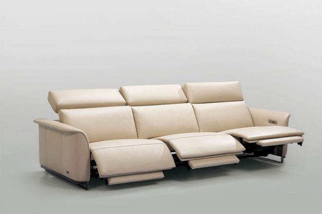 fashion driven leather sofas that marry unique designs with