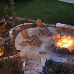 february landscapes outdoor living space plans the burnt