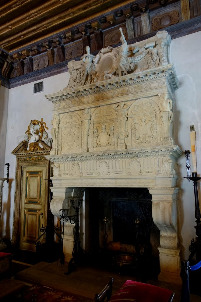 fileliving room fireplace vizcaya museum and gardens miami