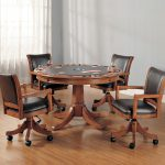 five piece gaming lift top table and chair set hillsdale