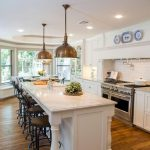 fixer upper a big fix for a house in the woods kitchengoals
