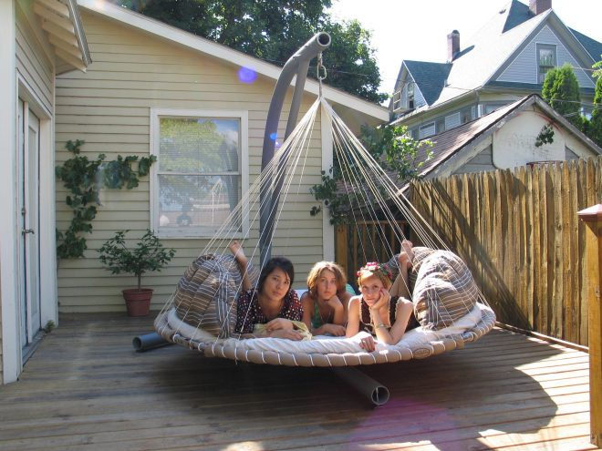 floating beds are rated to hold 1000 lbs or 5 adults3
