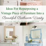 follow the yellow brick home ideas for repurposing a piece