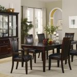 formal dining room sets images in majestic coaster ramona