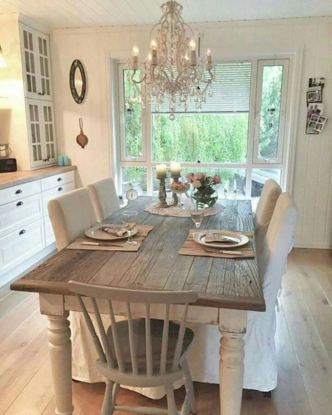 french country dining room table and decor ideas 50 kche