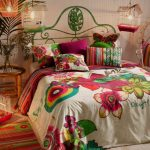 fresh floral style for the home bedroom bohemian bedroom decor