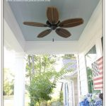 from my front porch to yours porch ceiling makeover haint
