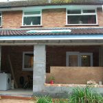 front porch extension ideas uk google search renovating 1950s