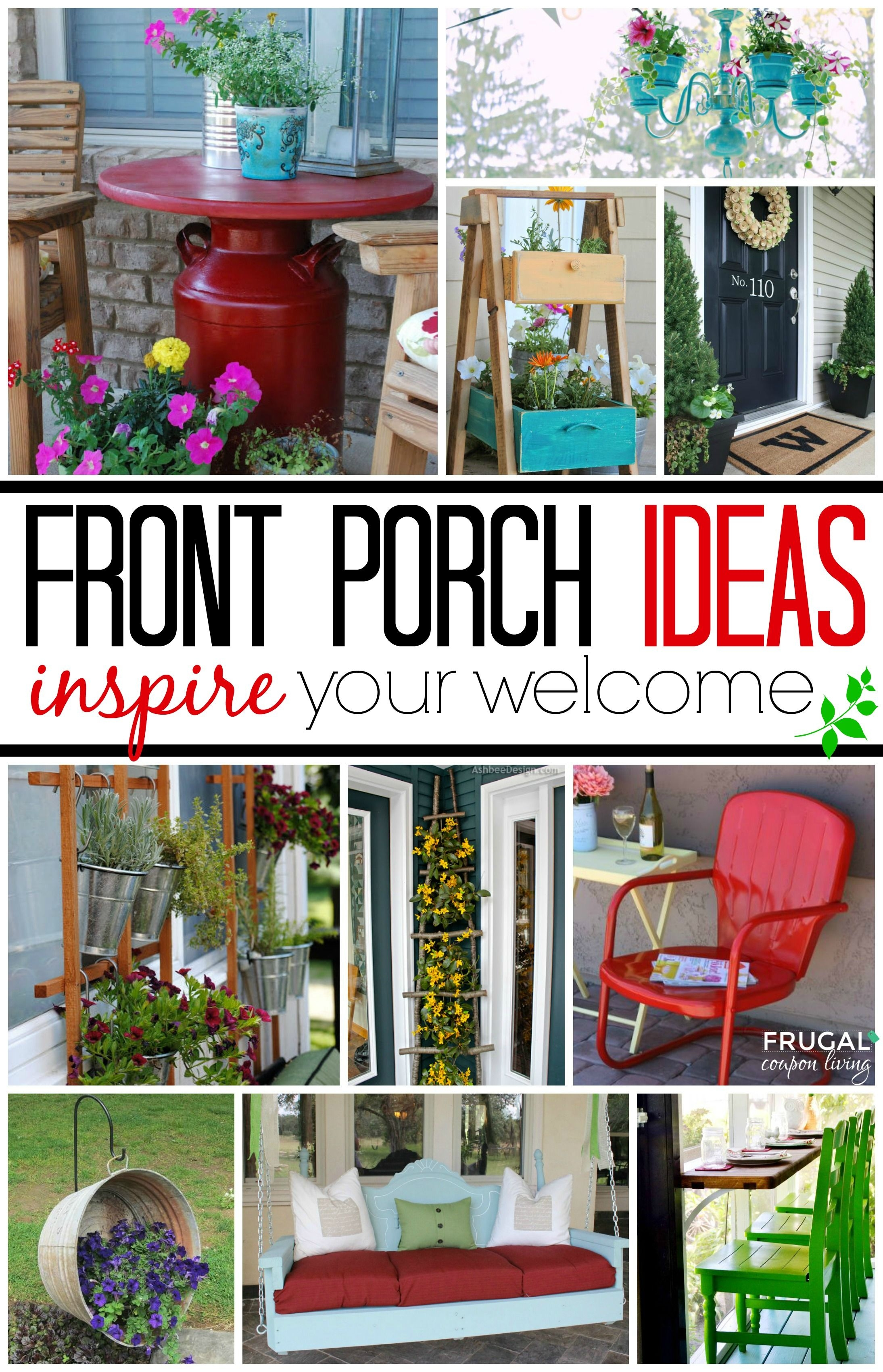 front porch ideas inspire your welcome this spring diy home