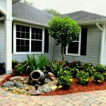 front yard design ideas no grass garden modern landscaping ideas for