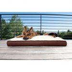 furhaven pet bed outdoor convertible deluxe pillow dog bed