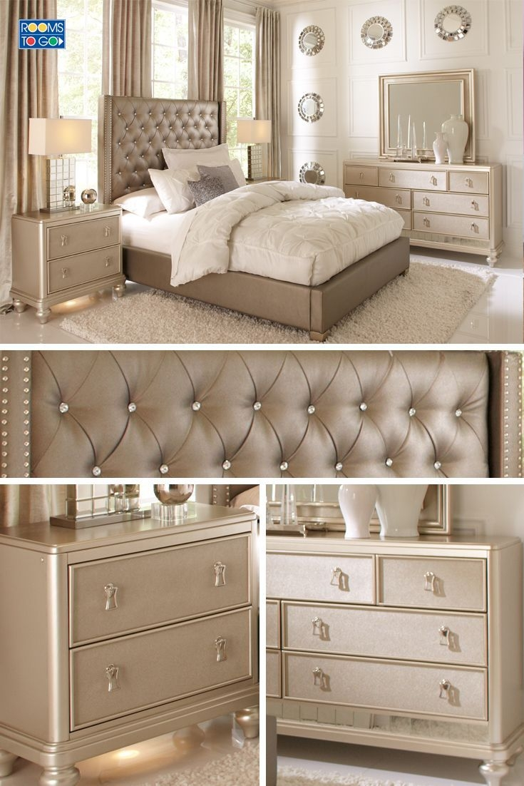 futuristic and luxurious silver gold bedroom ideas dream house