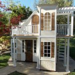 gallery playhouse in 2019 backyard playhouse play