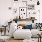 gallery wall modern eclectic home decor decorating accent