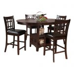 genoa 5 piece dining set teppermans