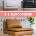get a new leather sofa without having to re upholster with