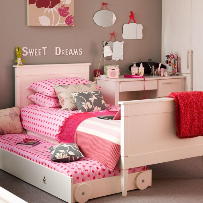 girls bedroom ideas for every child from pink loving