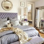 gold color bedroom decorating ideas 2018 white cream furniture