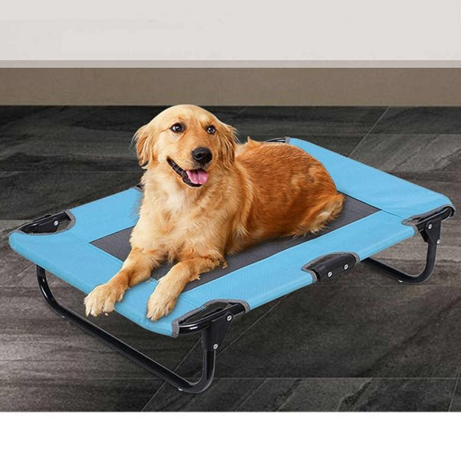 golden hair pet large dog breathable mattress washable pad