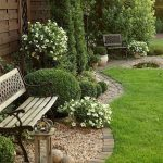 gorgeous front yard garden landscaping ideas 21 using rocks in