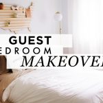 gorgeous guest bedroom makeover