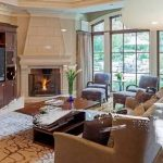 gorgeous living room designs with corner fireplace youtube