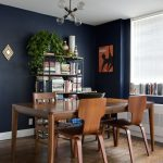 gravity home new york apartment dining table decor