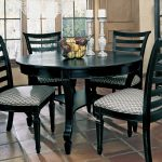 great ideas on black round dining table home interior design