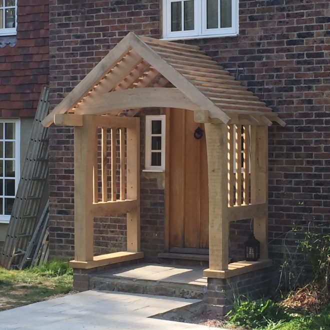 green oak porches imperial framing