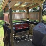 grilling station in 2019 outdoor kitchen grill outdoor