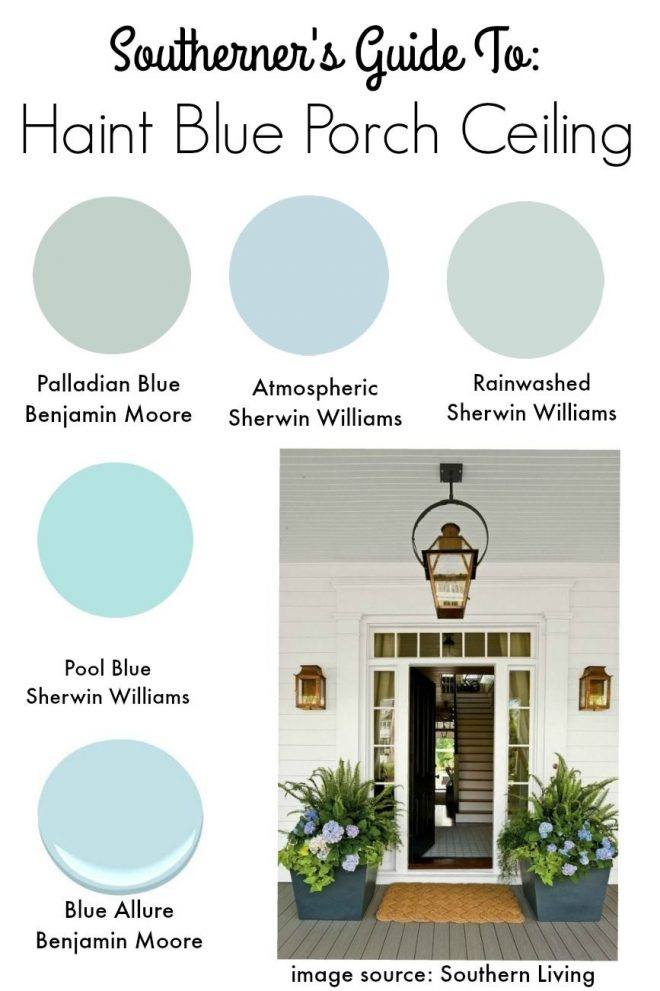 haint blue paint ultimate guide for haint blue painted
