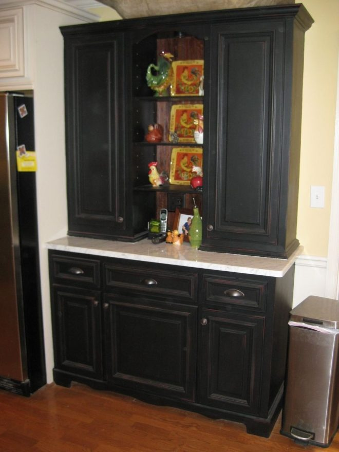 handmade kitchen hutch ken witkowski enterprises custommade