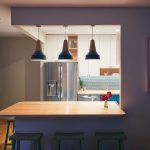 handwerk outfits fifth avenue kitchen in harlem with storage solutions