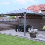 harlington 4300 garden gazebo