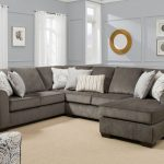 harlow ash 2 piece sectional sofa