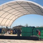 heavy duty work space boat storage solutions storage shelters
