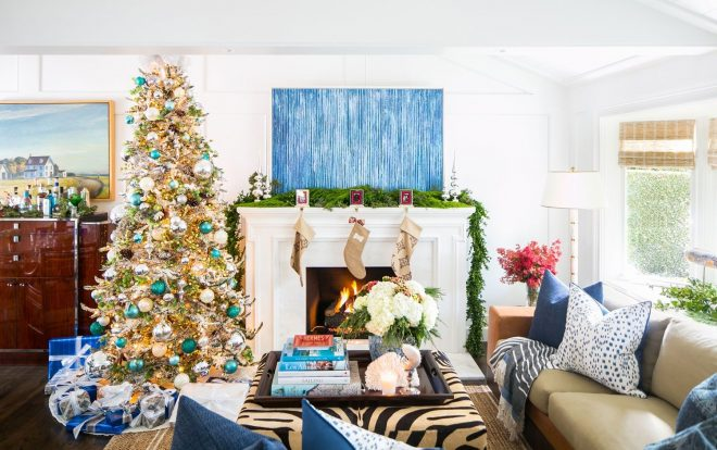 holiday decorating tips from designer barclay butera