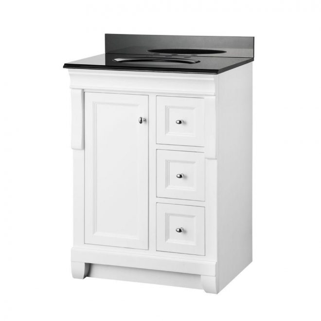 home decorators collection naples 25 in w x 19 in d bath vanity in