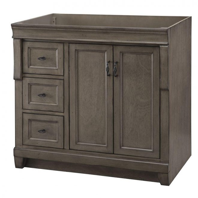 home decorators collection naples 36 in w bath vanity cabinet only