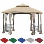 home depot gazebo canopy replacement procura home blog