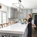 home remodel goes classic with a twist