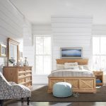 home styles country lodge 5 piece pine queen bedroom set 5524 5023