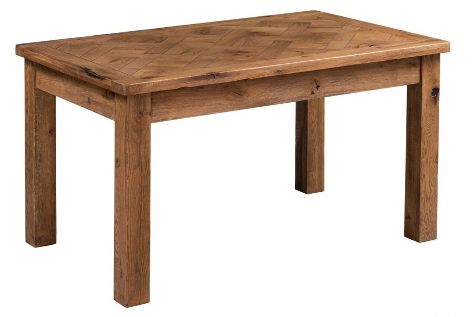 homestyle aztec solid oak dining table