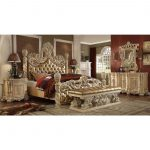 homey design hd 7266 4pc eastern king bedroom