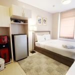 homey studio room sunter icon apartment travelio in