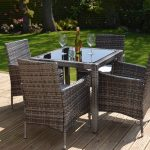 how long does rattan garden furniture last