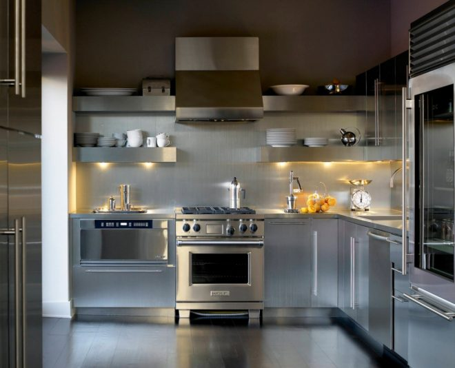 how to achieve classic yet modern kitchen cabinets